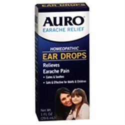 Auro-Dri Earache Relief Ear Drops - 1 fl oz