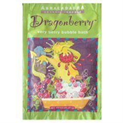 ABRA Therapeutics, Dragonberry Very Berry Bubble Bath 2.5 oz Packet