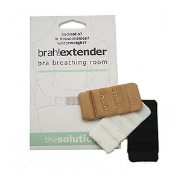 Solutions That Stick Brah! Extender: Bra Breathing Room (2 hook)