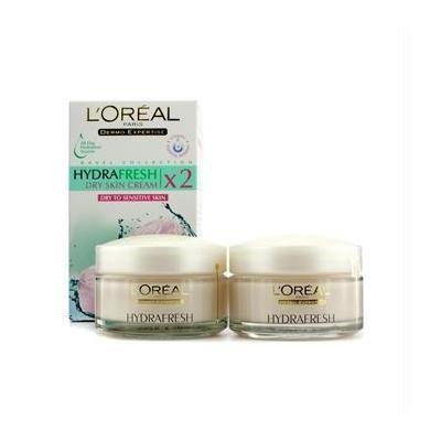 L'Oréal Paris Hydrafresh 2 Ultra-Hydrating Creams (Day to Sensitive Skin)