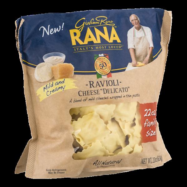 Rana Ravioli Cheese Delicato