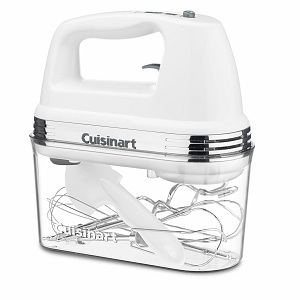 Cuisinart HM-90S Power Advantage PLUS 9-Speed Hand Mixer with Storage Case