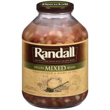 Randall Beans Mixed, 48 OZ (Pack of 6)