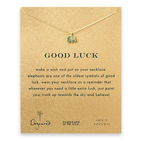 Dogeared Good Luck Necklace