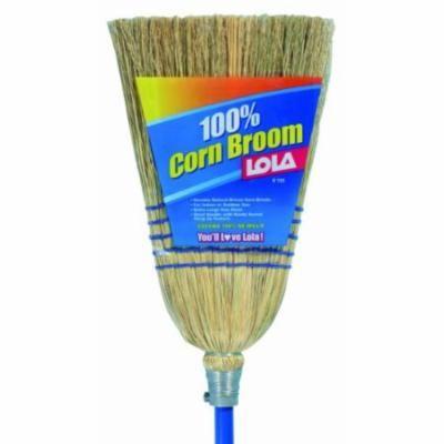 Lola 105 100-Percent Corn Broom