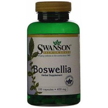 Swanson Boswellia 400 mg 100 Caps (2)