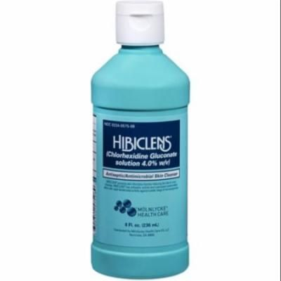 Hibiclens Liquid 8 oz