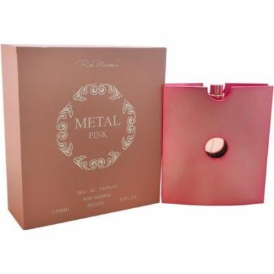 Ron Marone's Metal Pink Eau de Parfum Spray for Women, 3.4 fl oz