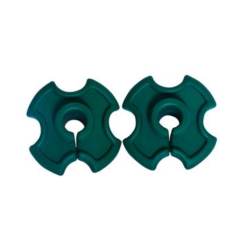 Comfort-tech Comfort-Tech Shaft Dampener-2 pk-Green