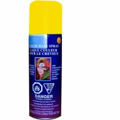 Yellow Temporary Spray In Hair Color