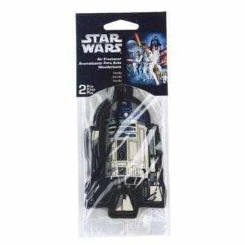 Star Wars R2-D2 Car Air Freshener 2-Pack (Vanilla Scent)