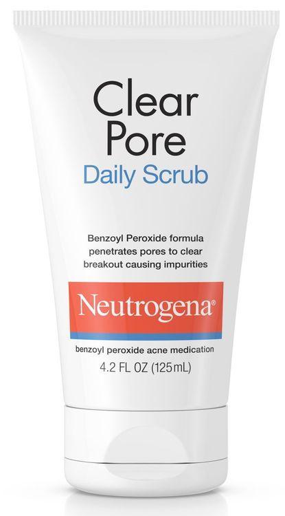 Neutrogena® Clear Pore Daily Scrub