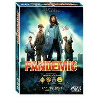 Z-Man Games Pandemic Board Game - Can You Save Humanity