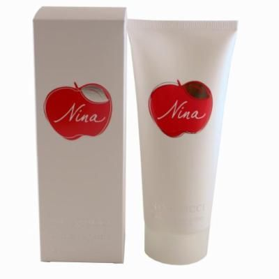 Nina Soft Body Lotion 6.6 Oz / 200 Ml for Women by Nina Ricci