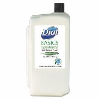 Dial® Basics Hypoallergenic Liquid Soap Rosemary & Mint
