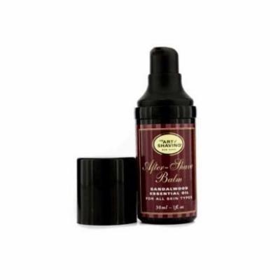 The Art Of Shaving After Shave Balm Sandalwood Essential Oil 30Ml/1Oz