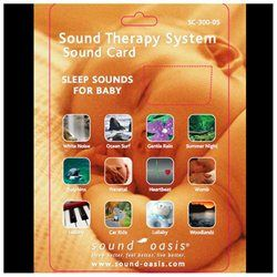 Filterstream Sound Oasis Sleep Sounds for Baby Sound Card