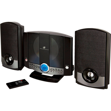 Gpx GPX HM3817DTBLK Home Music Hi-Fi System
