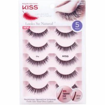 KISS Looks So Natural Shy False Eyelashes
