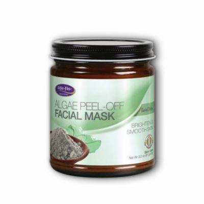 Algae Peel-off Facial Mask Unscented Life Flo Health Products 3.2 oz Powder