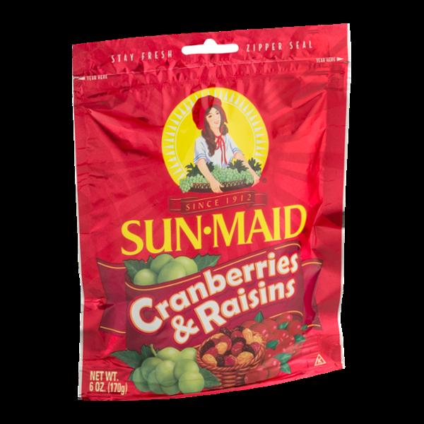 Sun-Maid Cranberries & Raisins