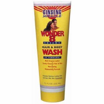 Ginseng Miracle Wonder 8 Hair & Body Wash 8 oz.