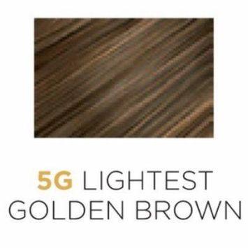 Clairol Premium Crème Demi Permanent Hair Color - #5G Lightest Golden Brown 2 oz. (Pack of 6)