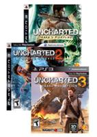 Naughty Dog, Inc. Uncharted Game Bundle