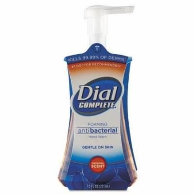 Dial® Antimicrobial Foaming Hand Soap