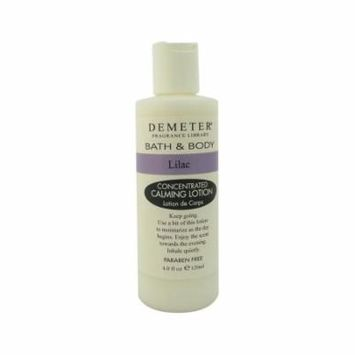 Lilac by Demeter for Women - 4 oz Calming Lotion