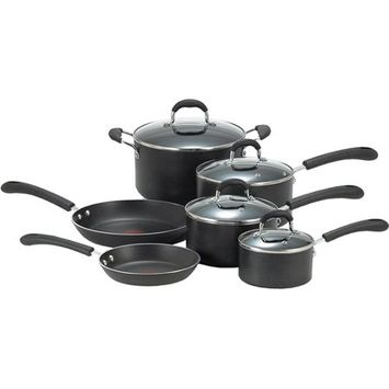T-Fal Professional Nonstick Cookware, Fry Pan, 10 inch, Black, E938SA94