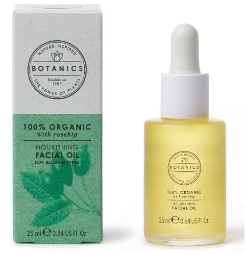 Botanics Organic Facial Oil - .84 fl oz