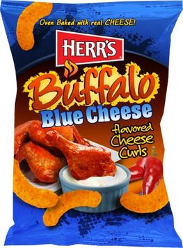 Herr's® Buffalo Blue Cheese Curls