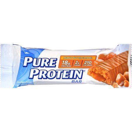 Pure Protein Peanut Butter Caramel - 57G