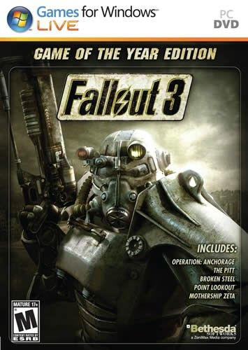 Bethesda Fallout 3: Game of The Year Edition