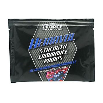 iForce Nutrition Hemavol Blueberry Pomegranate - 10 Servings