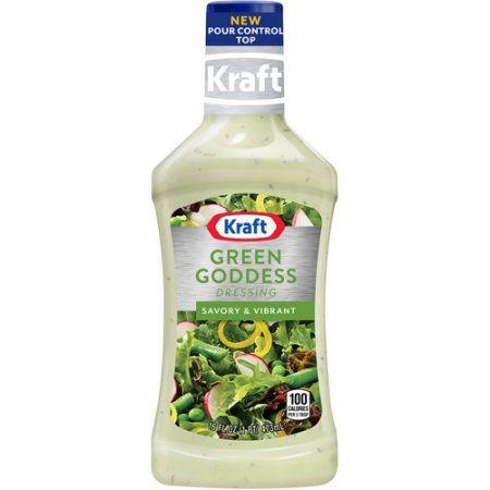 Kraft Seven Seas: Green Goddess Salad Dressing