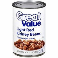 Great Value : Light Red Kidney Beans