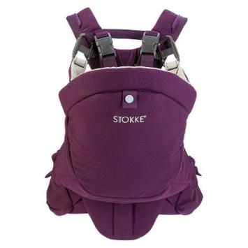 Stokke MyCarrier 3-in-1 Baby Carrier - Purple