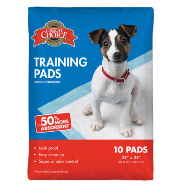 Grreat ChoiceA Puppy Training Pads