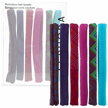 SEPHORA COLLECTION Ombre Seamless Hair Ties