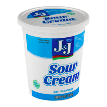 J&J Sour Cream