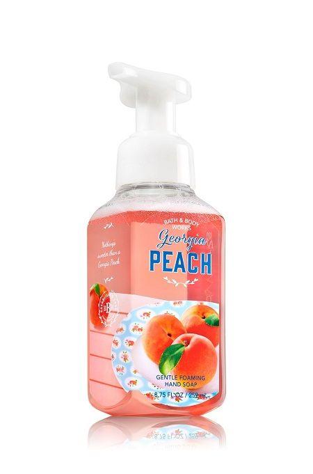 Bath & Body Works® Georgia Peach Gentle Foaming Hand Soap
