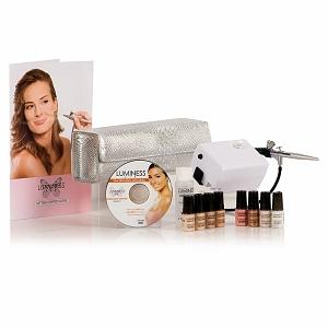Luminess Air Premium Airbrush Cosmetics Starter Kit