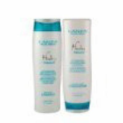 Lanza Strength White Tea Shampoo 10.1 oz & Manuka Honey Conditioner 8.5 oz Duo Set