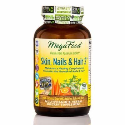 Skin, Nails & Hair 2� - 90 Tablets by MegaFood