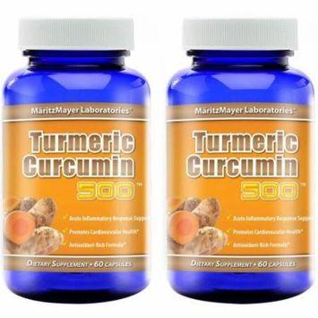 Maritzmayer Turmeric Curcumin Capsules, 60 CT
