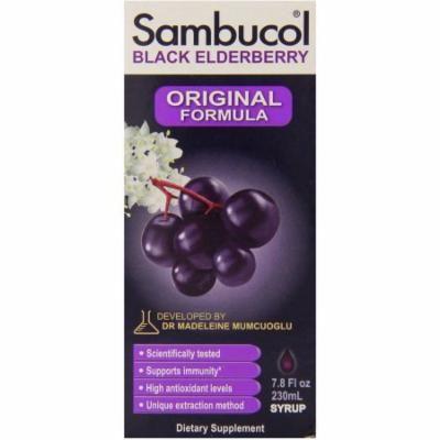 Sambucol Black Elderberry Syrup, 7.8 FL OZ