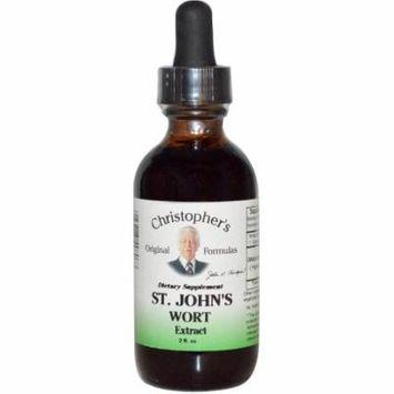 Christopher's Original Formulas St. John's Wort Herb, 2 OZ