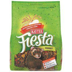 Kaytee Products Inc Kaytee Fiesta Ferret Food (2.5 lbs.)